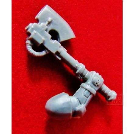 Space Marine Assault Squad Power Axe Right Arm
